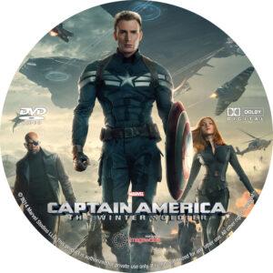 Captain America- The Winter Soldier V3 Custom Label (Pips)