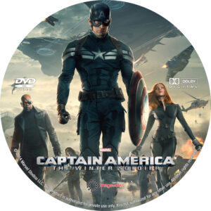 Captain America- The Winter Soldier V5 Custom Label (Pips)