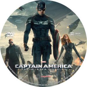 Captain America- The Winter Soldier V5 Custom Label (Pips)