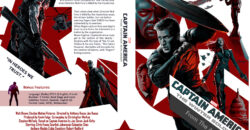 Captain America: The Winter Soldier dvd cover