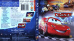 Cars (2006) Blu-Ray DVD Cover