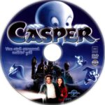 Casper (1995) R1 Custom DVD label