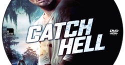 catch hell dvd label