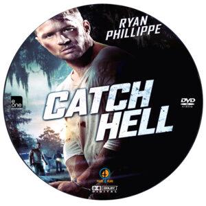 catch hell dvd label