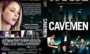 Cavemen (2013) R1 Custom DVD Cover