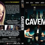 Cavemen (2013) R1 Custom DVD Cover