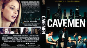 Cavemen dvd cover