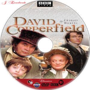 David Copperfield dvd label