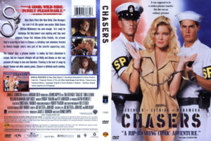 Chasers dvd cover