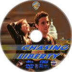 Chasing Liberty (2004) R1 Custom Label