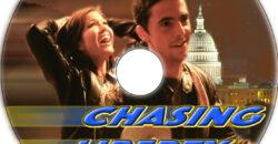 Chasing Liberty dvd label