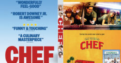 Chef dvd cover