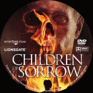 Children of Sorrow dvd label