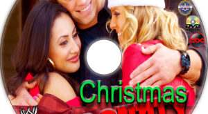 Christmas Bounty DVD Label