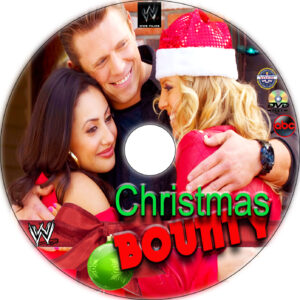 Christmas Bounty DVD Label