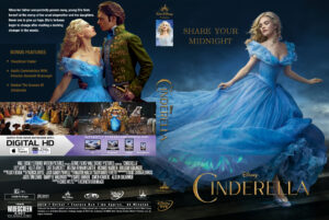 Cinderella custom cover