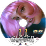Closer (2004) R1 Custom DVD Labels