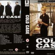 Cold Case Complete Season 6 (2008) R0 Custom DVD Cover