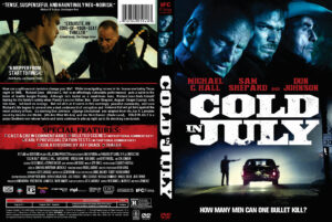 Cold in July dvd cover