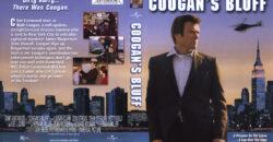 Coogan's Bluff dvd cover