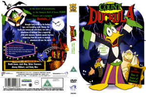 Count Duckula S1 - R2 Cover