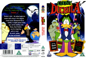 Count Duckula S2 R2 Cover