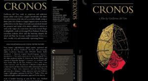 cronos dvd cover