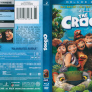 The Croods 3D (2013) Blu-Ray