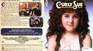 Curly Sue dvd cover