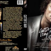 Cutter's Way (1981) R1 Custom Cover