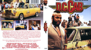 D.C. Cab dvd cover