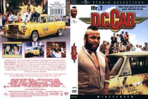D.C. Cab dvd cover