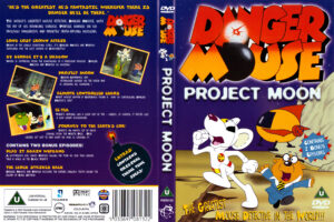 Danger Mouse - Project Moon Cover