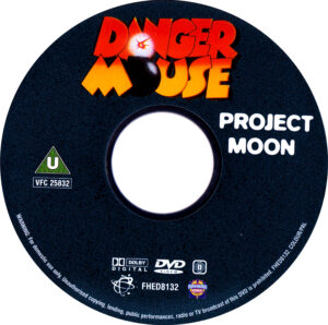Danger Mouse - Project Moon Disc