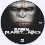 Dawn of the Planet of the Apes (2014) Custom Label