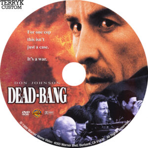 Dead-Bang - Label