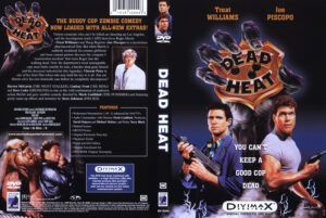 Dead Heat dvd cover