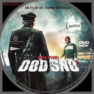 Dead Snow 2 (2014) R2 CUSTOM CD