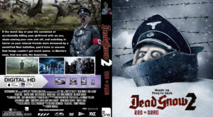 Dead Snow 2: Red Vs Dead dvd cover