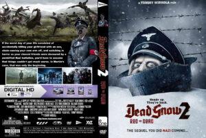 Dead Snow 2: Red Vs Dead dvd cover