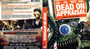 Dead on Appraisal dvd cover