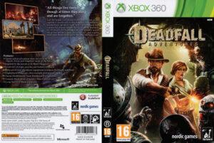 Deadfall Adventures dvd cover