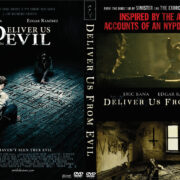 Deliver Us from Evil (2014) Custom DVD Cover