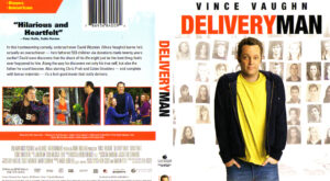 Delivery Man dvd cover