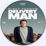 Delivery Man (2013) Custom DVD Label