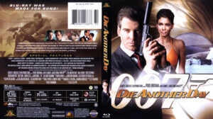 Die Another Day (Blu-ray) dvd cover