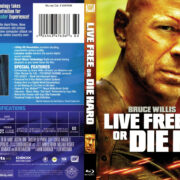 Live Free or Die Hard (2007) Blu-Ray