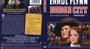 Dodge City dvd cover