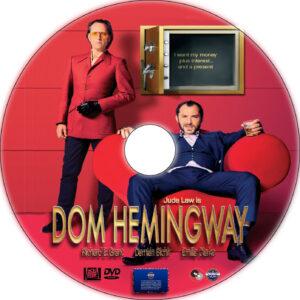 Dom Hemingway dvd label