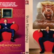 Dom Hemingway (2013) Custom DVD Cover